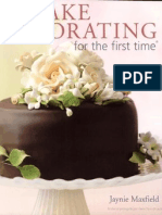 Jaynie Maxfiels - Cake Decorating