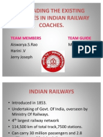 Upgrading the Existing Facilities in Indian Railway Coache Review 11111
