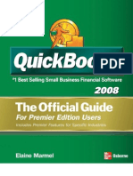 Quick Books Manual