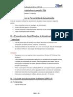 Manual de Actualizacao de Software SAPO a5 Versao B04 FROYO