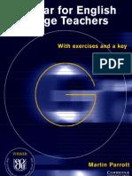 Grammar for English Language Teachers_Martin Parrot