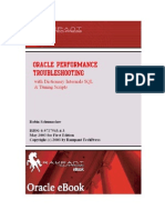 Oracle Performance Troubleshooting - With Dictionary Internals SQL & Tuning Scripts