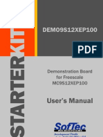Demo9s12xep100 Manual