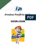 Apostila Recepção IP