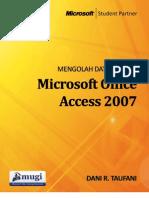 Mengolah Data Dengan Access 2007