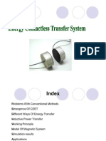 Energy Contactless Transfer System