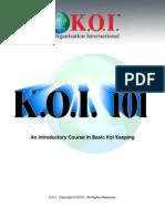 KOI 101