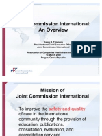 JCI Summary