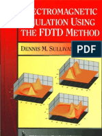 Electromagnetic Simulation Using Fdtd - Sullivan (Ieee Press, 2000)