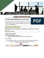 Activitats empresa 2012