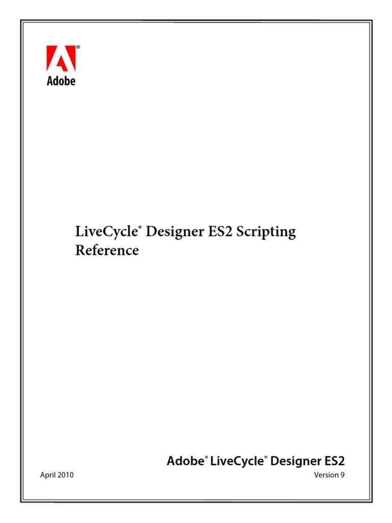 adobe livecycle designer es2 serial number