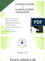 Teoría atómica de Bohr