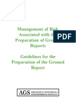 Ground Reports