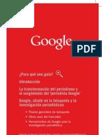 Guía Google Busquedas de Mauricio Jaramillo