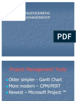 8. Pert and Cpm