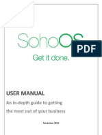 SohoOS User Manual English