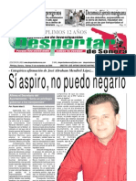 Despertar de Sonora - 21 de Noviembre de 2008