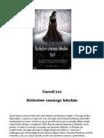 Carroll Lee - Królestwo czarnego łabędzia 01 - Królestwo czarnego łabędzia