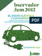Cetelem Observador 2012 Auto Europeo