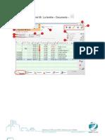 Onglet résumé - Optimizze - ERP - V16