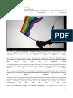 Venezuela Promueve Respeto a La Comunidad Gay. Www.ultimasnoticias.com.Ve