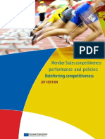 Member State Competitiveness, performance and policies