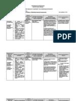 Informe de Assessment - REPU 2011-2012 Primer Semestre