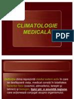 Climatologie Medical
