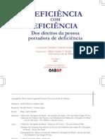 Cartilha OAB - Portadores de deficiência