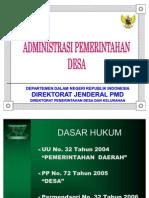SPB 3-6 Administrasi Desa Dan Arsip Desa