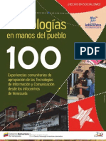 Experiencias Comunitarias TIC Venezuela Parte 2