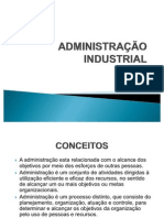 Administrao Industrial