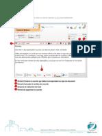 Onglet courrier - Optimizze - ERP - V16