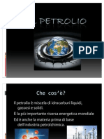 petrolio + commento