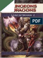 [D&D 4.0] Livro Do Jogador 2