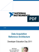 Data Acquisition Reference Architecture