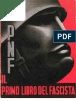 Libro del Fascista (Italiano)