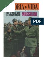 Toda la verdad sobre las últimas horas de Mussolini. Paolo Monelli