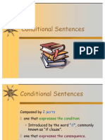 1st and 2nd Conditional-sentences