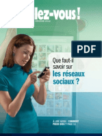 Que faut-il savoir sur les résaux sociaux?