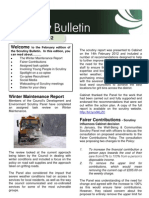 Scrutiny Bulletin Feb 2012