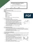 Protocololo laboratorial de observação de Celulas Animal e Vegetal ao M.O.
