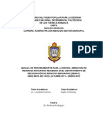Informe de pasantías largas América 10 semestre al 15-02-2012