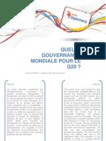Quelle gouvernance mondiale pour le G20_Géoéconomie_Version YD
