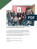 Visita a teatro VKent Poetas Gamoneda y Mestre 2012