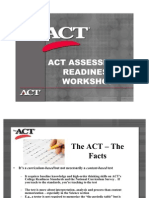 ACT Readiness Powerpoint