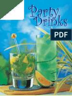 Party Drinks - Tarla Dalal