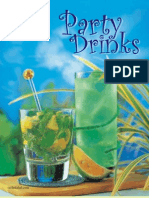Party Drinks - Tarla Dalal