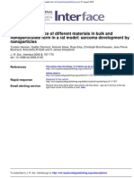 Nano Particles Sarcoma