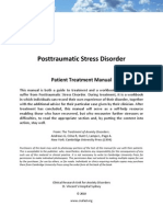 PTSD Treatment Manual